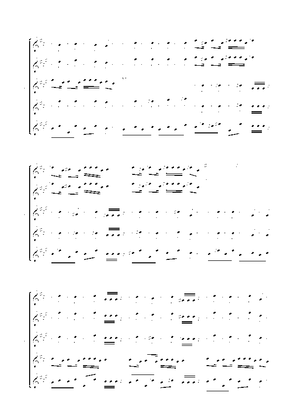 Piano linus and lucy piano sheet music : 4a4 - Scores