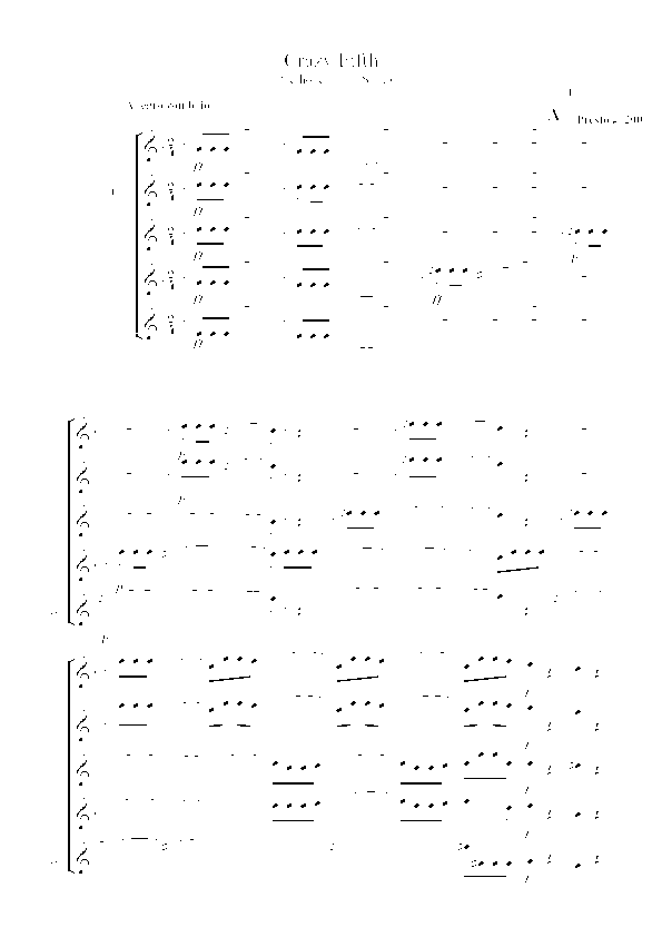 All Music Chords beethoven s 5th sheet music : 4a4 - Scores